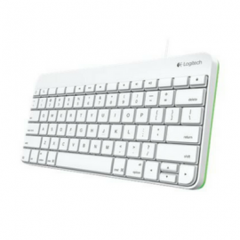 Logitech Keyboard med kabel til iPad