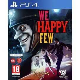 PS4: We Happy Few