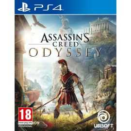 PS4: Assassins Creed: Odyssey