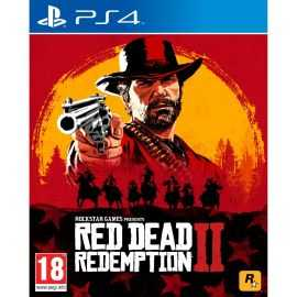 PS4: Red Dead Redemption 2