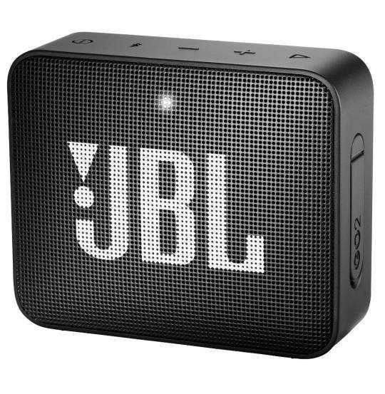 JBL GO 2 trådløs højttaler sort