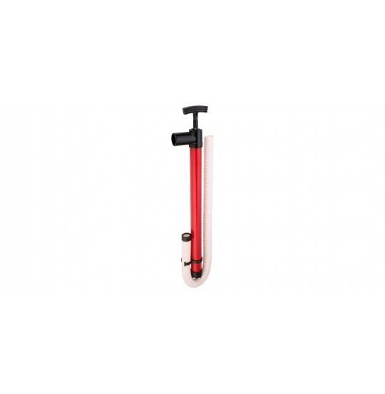 Cylinder pumpe 60cm lang, 90cm slange