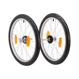 """Hjulsæt 20"""" til cykelanhænger 250316044"""