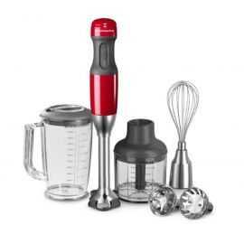 KitchenAid Stavblender sæt classic rød
