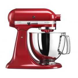 KitchenAid Artisan Standmixer 4,8 L rød