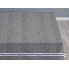 Dug 140x270 Tradition grå