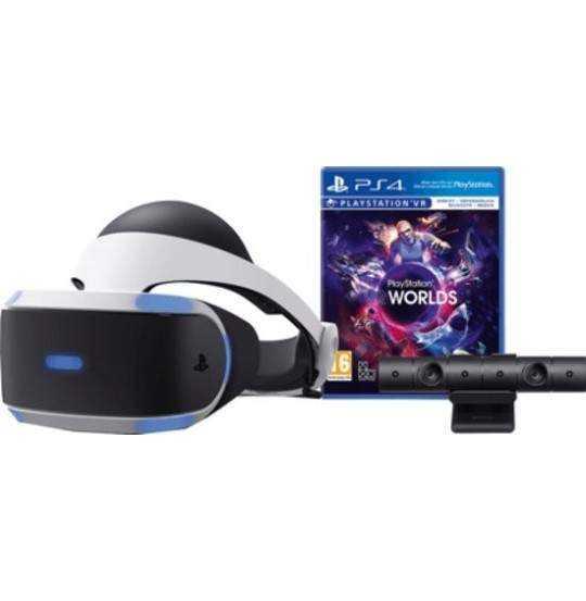 PlayStation VR headset 2018 bundle