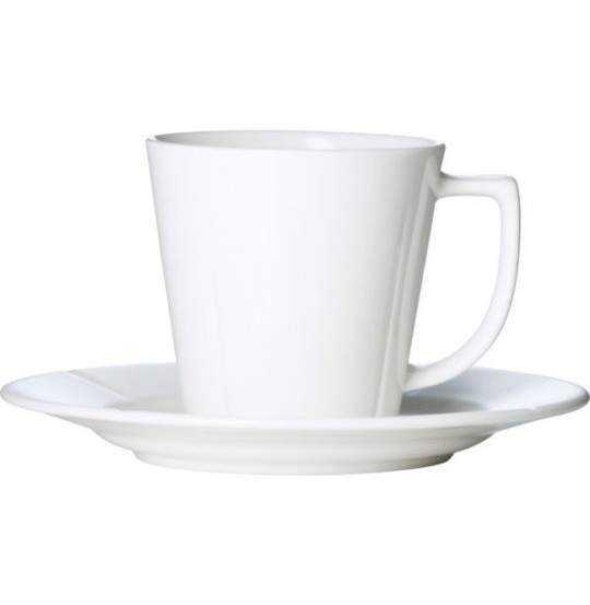 GC Kaffekop m. underkop 26 cl hvid