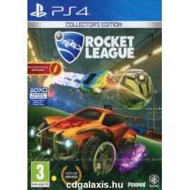 PS4: Rocket League Collectors Edition