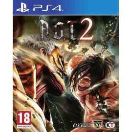 PS4: Attack on Titan 2