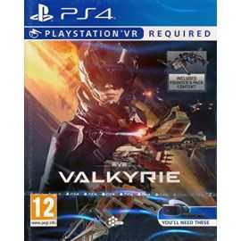 PS4 VR: Eve Valkyrie
