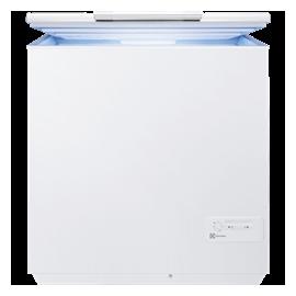 Electrolux kummefryser 210 liter