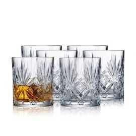 Lyngby Melodia Whiskeyglas krystal 31 cl
