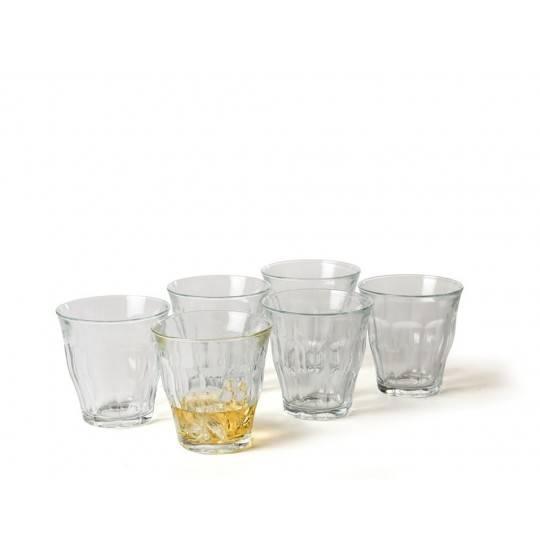 Cafeglas 25 cl Picardie 6 stk.