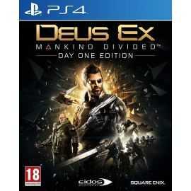 PS4: Deus Ex: Mankind Divided