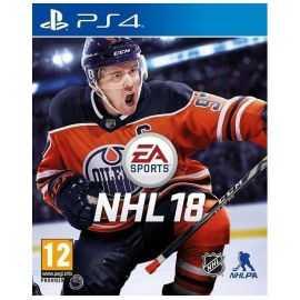 PS4: NHL 18 (Nordic)