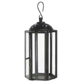 Lanterne mini sekskantet rund