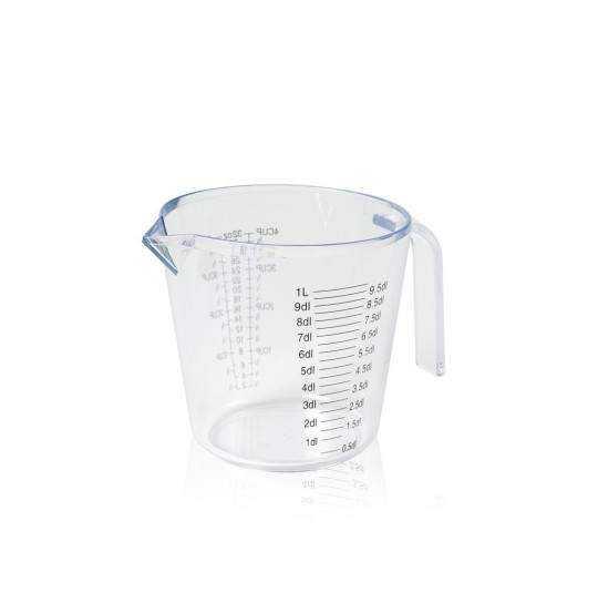 Funktion Målekande 1000 ml klar