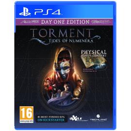 PS4: Torment: Tides of Numenera