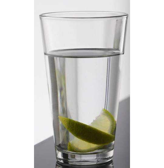 Café Vandglas 4 stk. 32,5 cl
