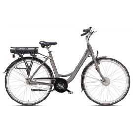 Elcykel DAME 51cm 36V-10AH 7 gear grå