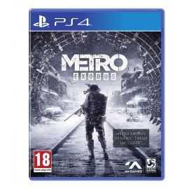 PS4: Metro: Exodus