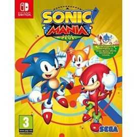NS: Sonic Mania Plus