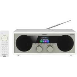 Radionette Duett radio - hvid