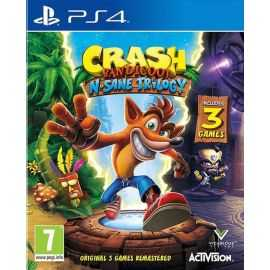 NS: Crash Bandicoot - N'Sane Trilogy Remastered