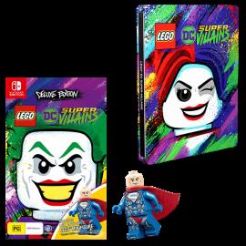 NS: Lego DC Super-Villains: Deluxe Edition