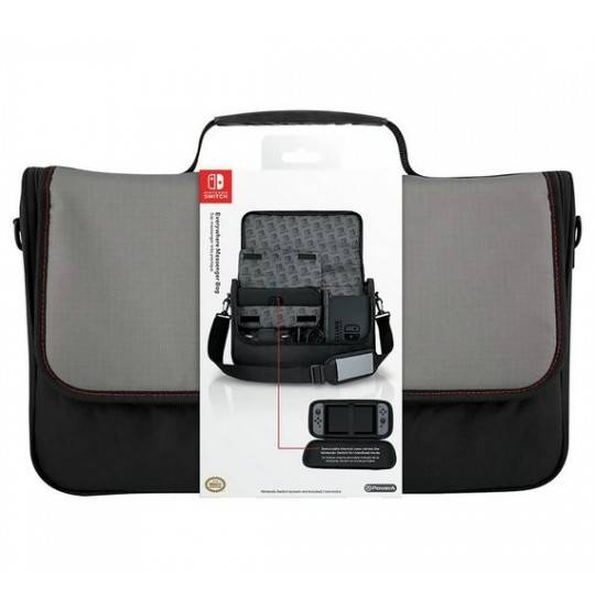 NS Everywhere messenger bag