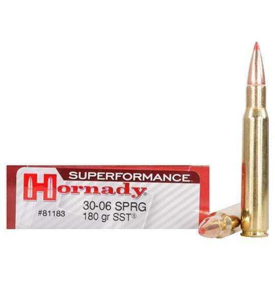 HORNADY superformance 30-06 SPRG