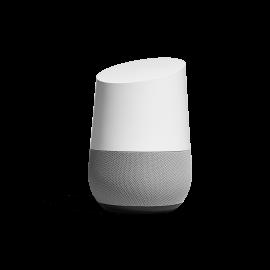 Google Home - dansk (grå/hvid)