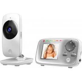 Motorola Babymonitor/alarm MBP482