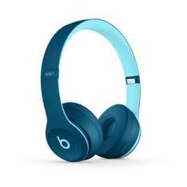 Beats Solo3 hovedtlf., pop blå