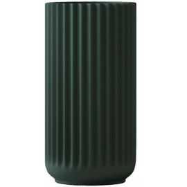 Lyngby Vase H20,5 copenhagen green porcelæn
