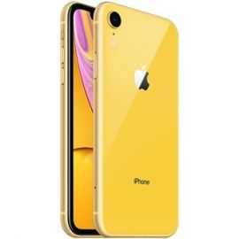 iPhone XR 256 GB (gul)