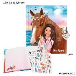 Miss Melody - Dagbog - Lily