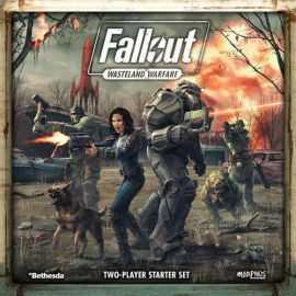 Fallout - Wasteland Warfare