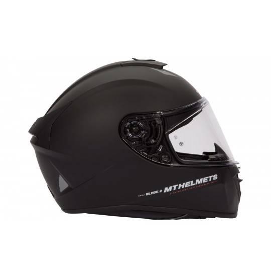 Styrthjelm MT Blade2 SV matsort L