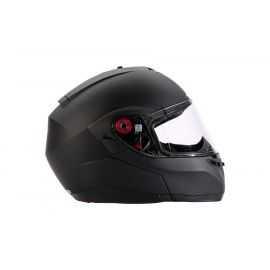Flip-up hjelm MT Optimus matsort XS