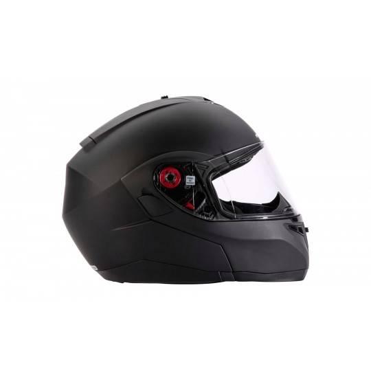 Flip-up hjelm MT Optimus matsort M