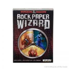 Dungeons & Dragons Rock Paper