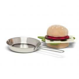 Micki - Legemad - Hamburger