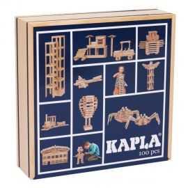Kapla - Kapla klodser 100 stk