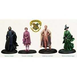 Harry Potter Hogwarts Prof.