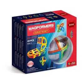 Magformers - Curve 40 sæt