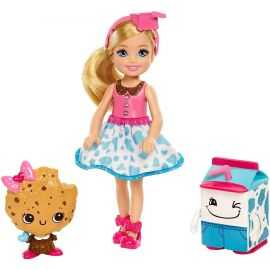 Barbie - Chelsea og Cookie