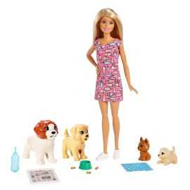 Barbie - Hunde Pensionat med R