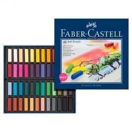 Faber-Castell - Bløde pastelkr